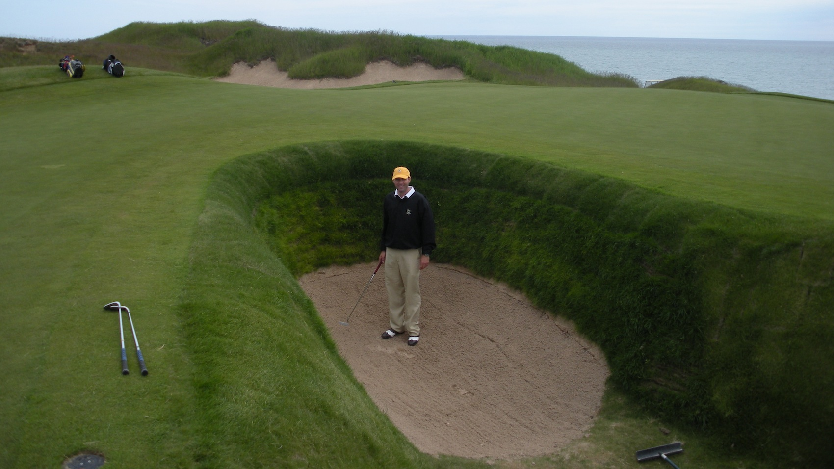 Showing Picture Whistling Straits Irish 11th
