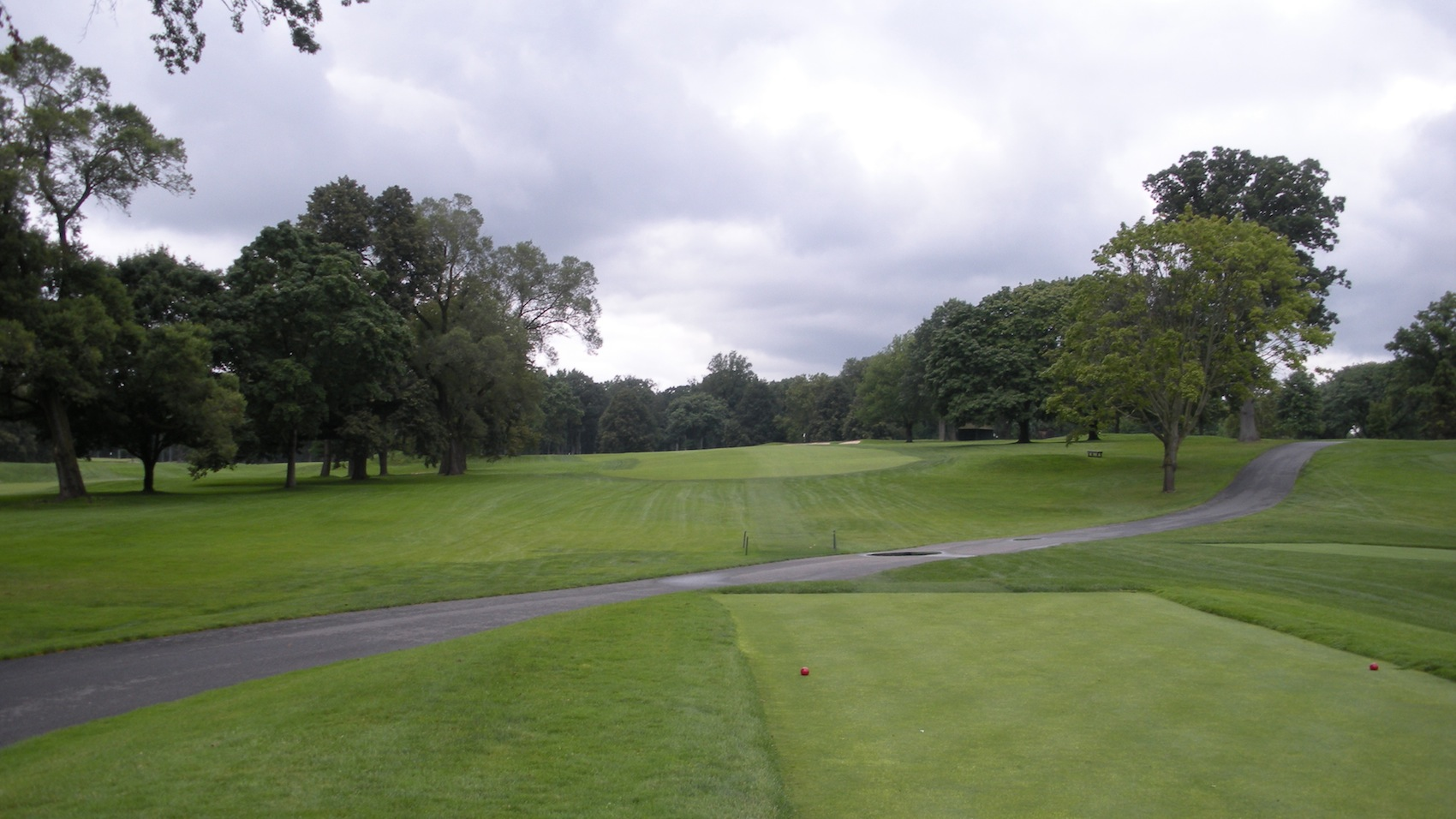 Winged Foot Golf Club - East Course