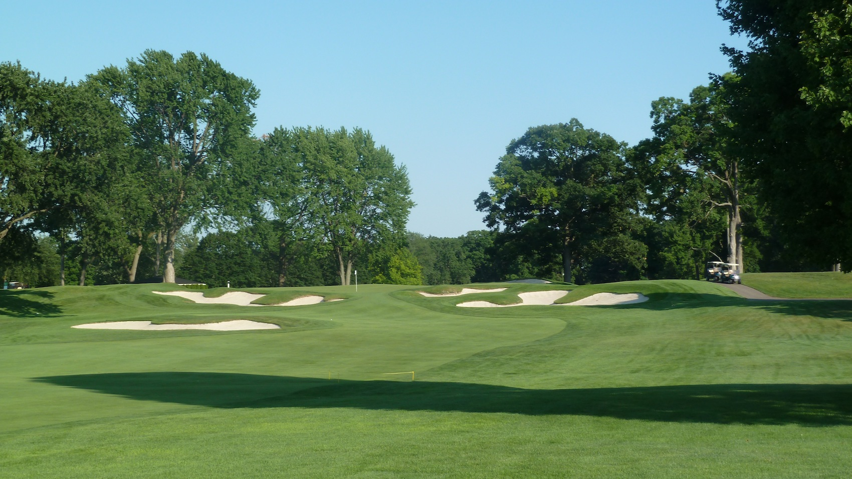 Oakland Hills Country Club - South Course