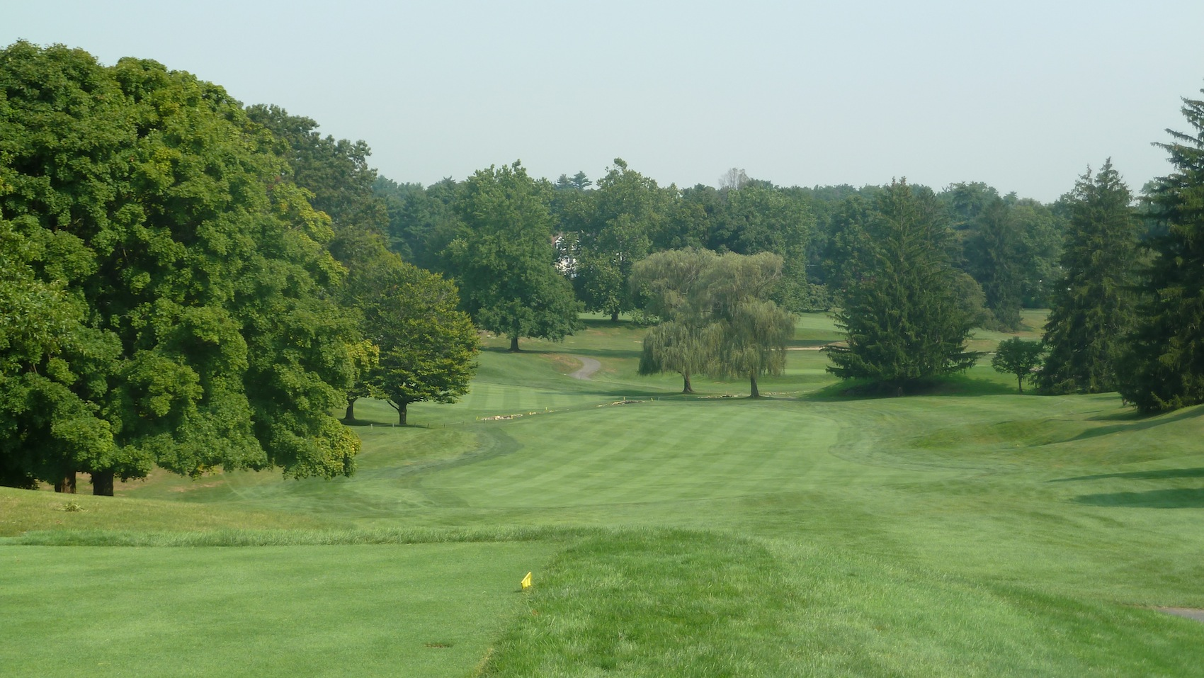 Westchester Country Club West Course