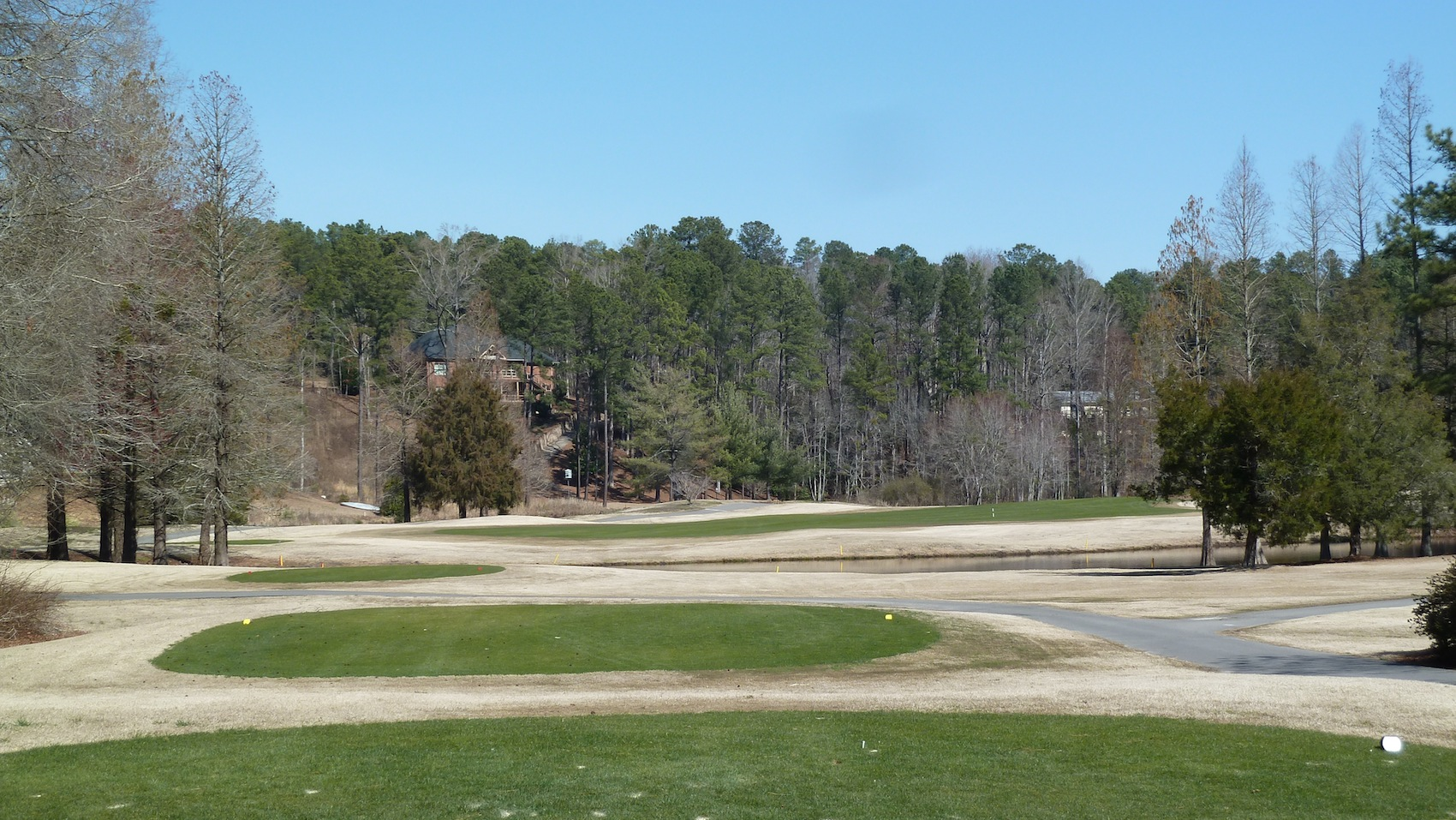 Country Club of Whispering Pines River Course