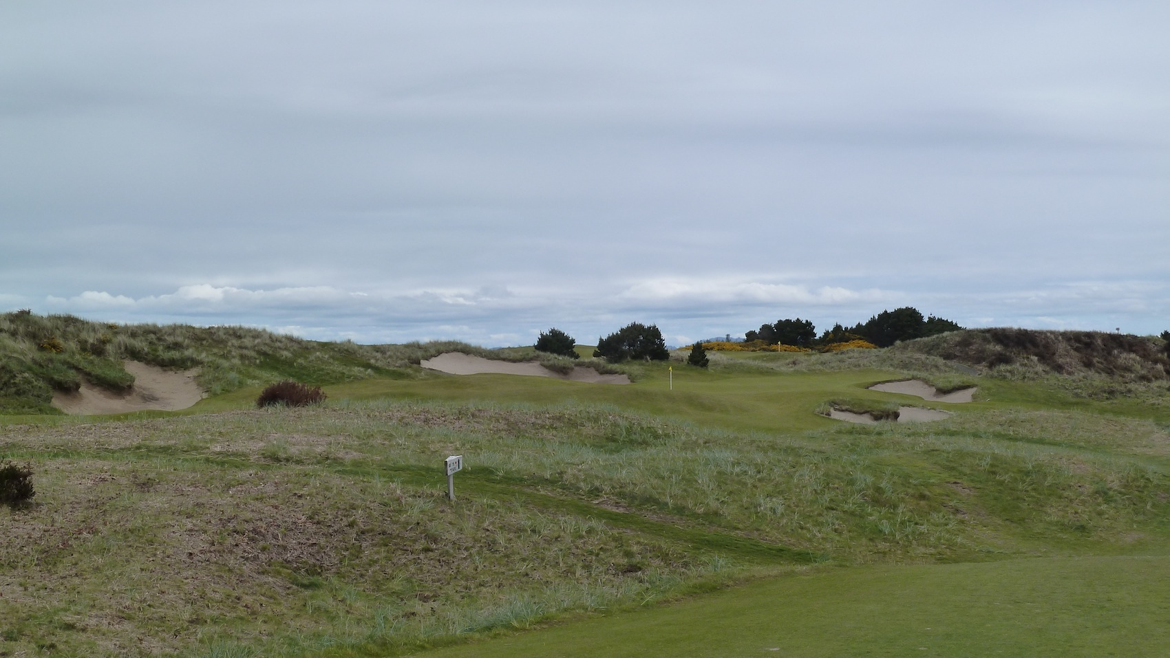 Bandon Dunes Golf Resort - Pacific Dunes