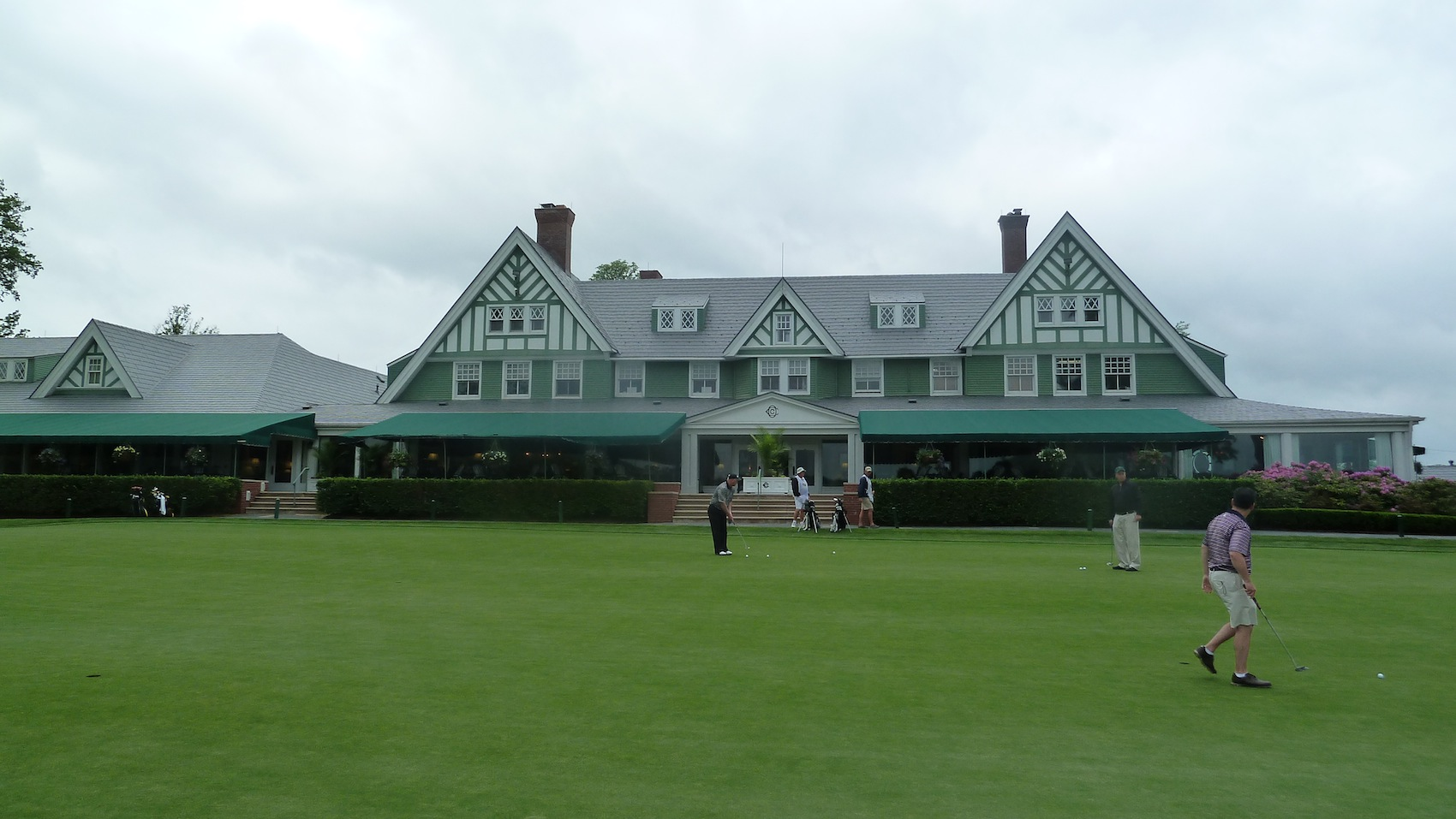 Oakmont country club golf tripper for The oakmont