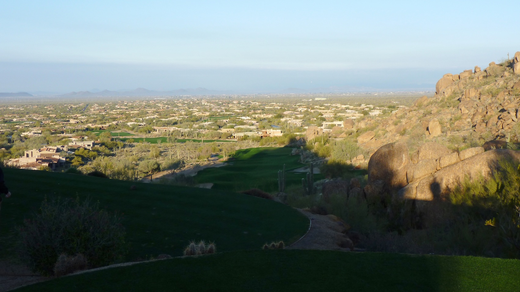 Desert Highlands Golf Club Golf Tripper