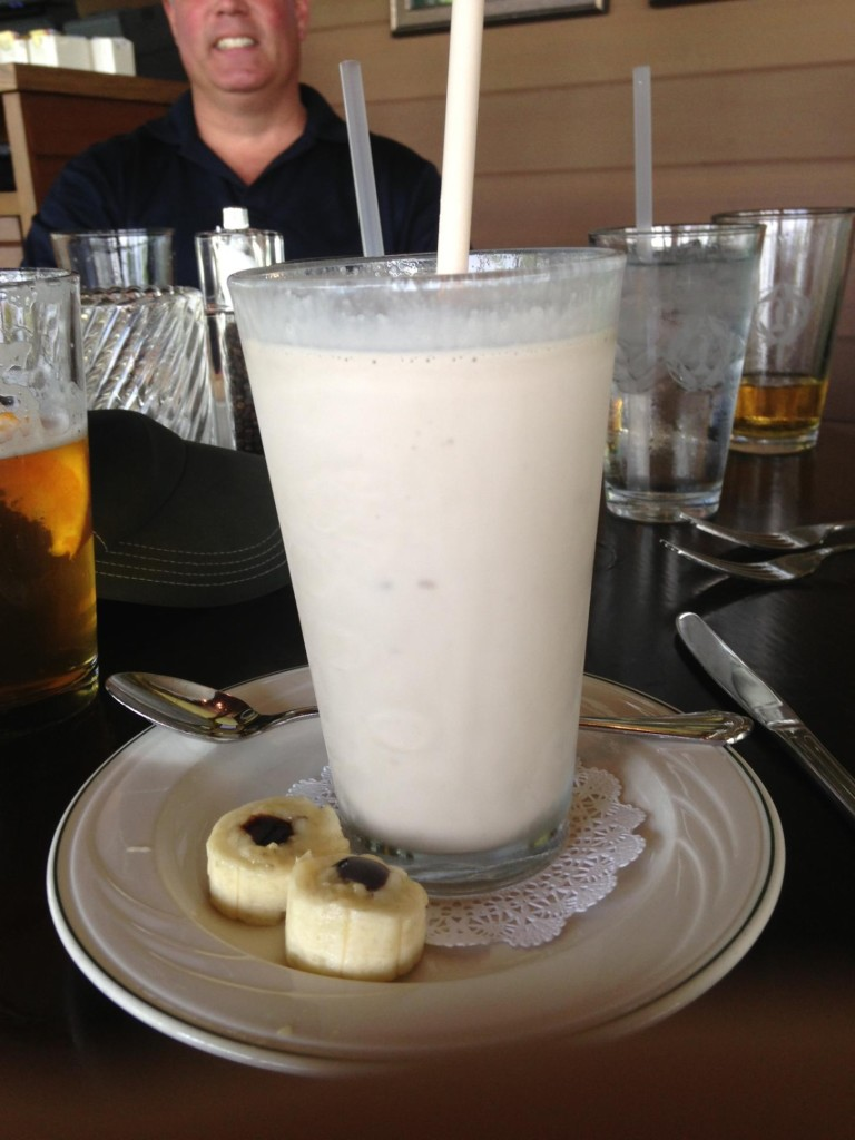 Muirfield Village milkshake